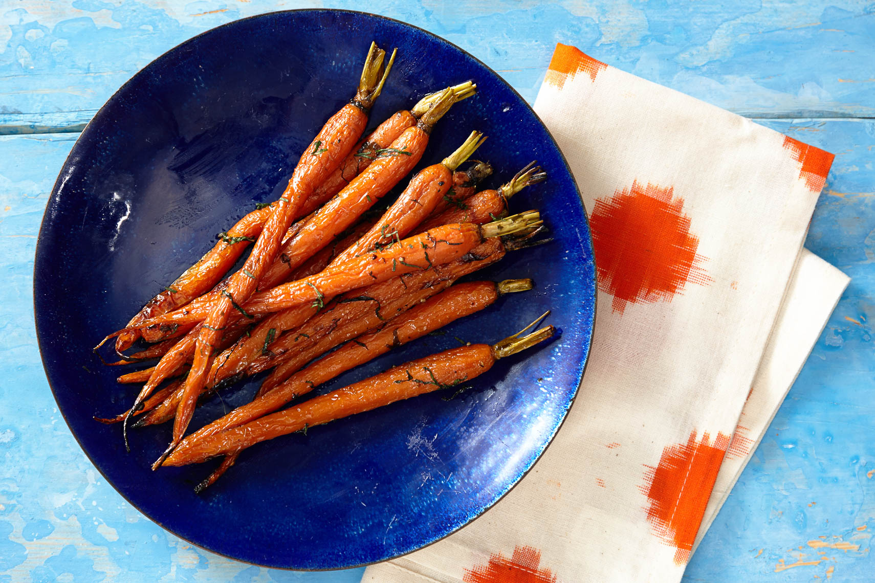 honey braised carrots