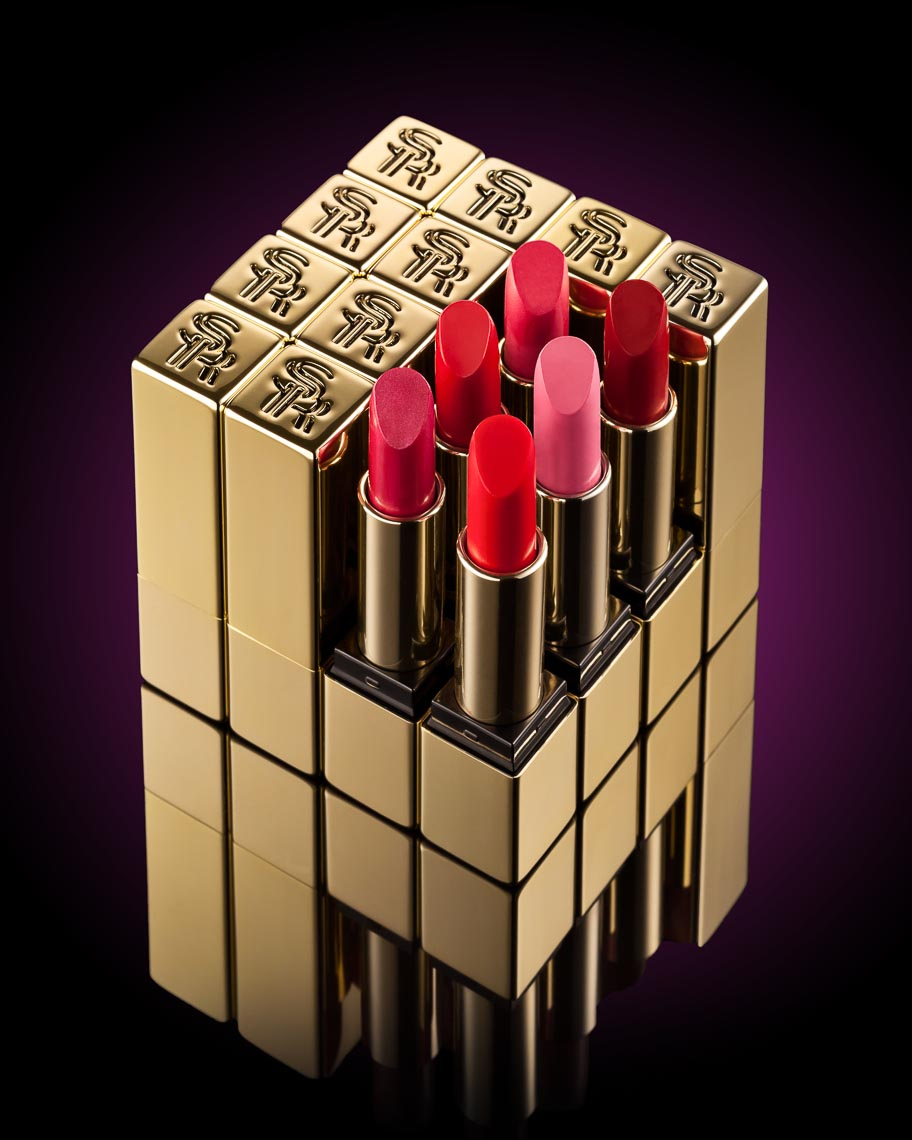 product photographer cosmetics photography sunday riley lipstick